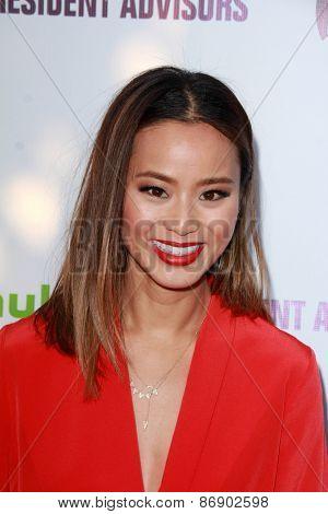 LOS ANGELES - MAR 31:  Jamie Chung at the