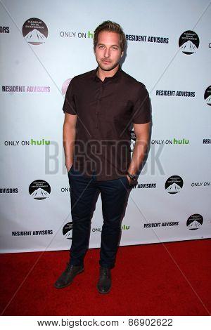LOS ANGELES - MAR 31:  Ryan Hansen at the