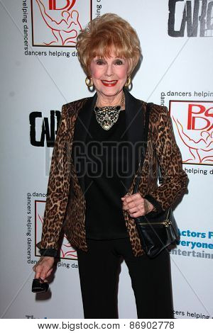 LOS ANGELES - MAR 29:  Karen Sharpe Kramer at the 28th Annual Gypsy Awards Luncheon at the Beverly Hilton Hotel on March 29, 2015 in Beverly Hills, CA