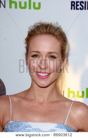 LOS ANGELES - MAR 31:  Anna Camp at the