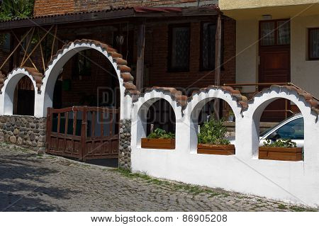 White Arches