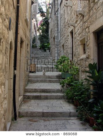 Korcula Stairs