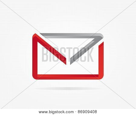 Letter vector logo or symbol icon