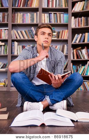 Waiting For Inspiration.