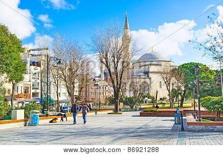 The Mehmet Akif Ersoy Park