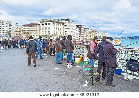 The Fishermen Bridge