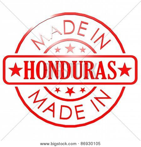 Made In Honduras Red Seal