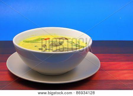 Thailand Green Curry
