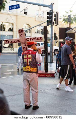 Street Religion