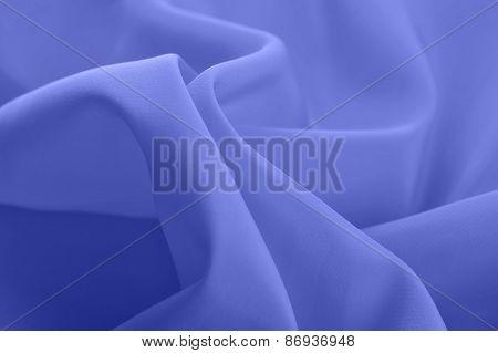 Violet Fabric Ripple