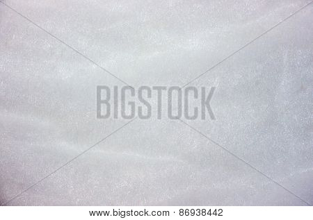 Foam rubber background.