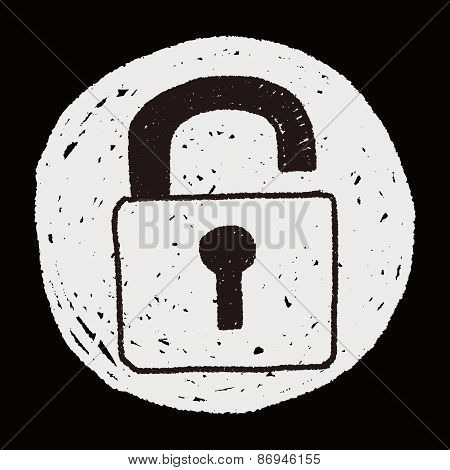 Doodle Lock