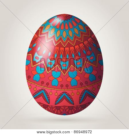 Bautiful Easter Egg