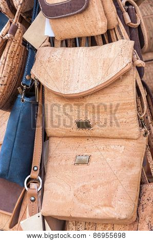 Handbags Made Of Cork