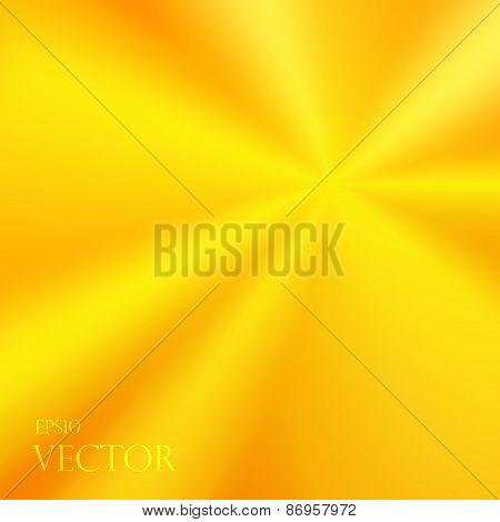 High contrast circular vector gradient