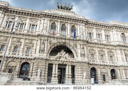Corte Di Cassazione, Oberster Kassationsgerichtshof, Rom