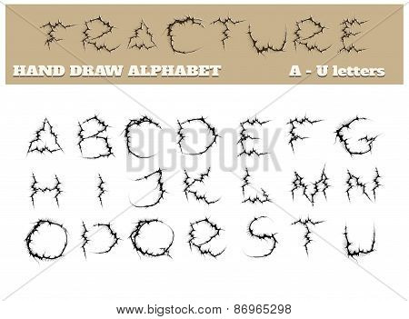 Fracture Alphabet Part One