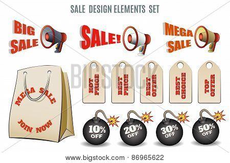 Sales set