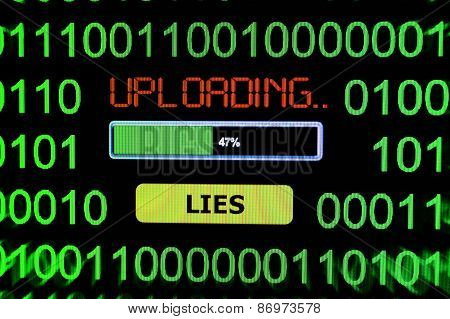 Upload Lies