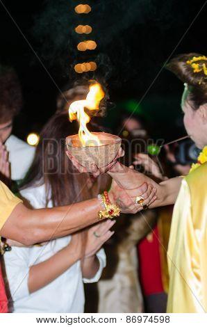 The Fire Rituals
