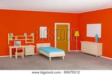 Teenage Room