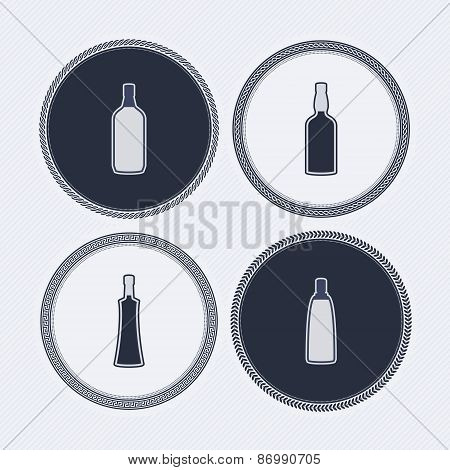 Alcohol Bottles