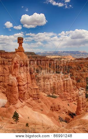 Thor's Hammer at Bryce Canyon, Utah, USA.