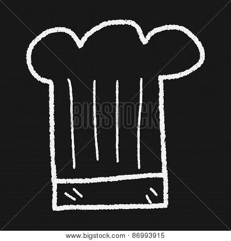Chef Hat Doodle