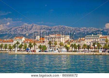 Palm Waterfront Of Split City