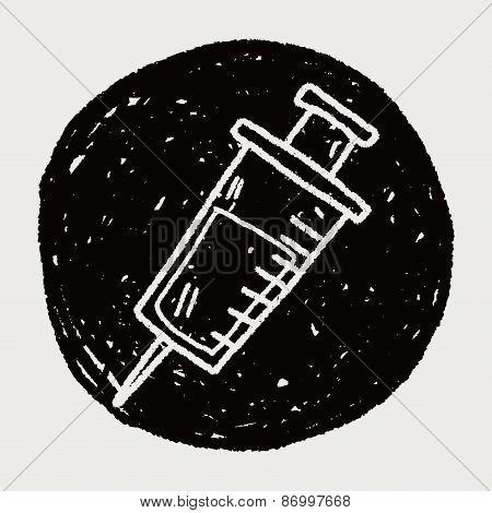 Doodle Syringes
