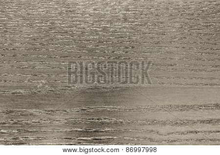 Wooden Texture For Background, Black And White