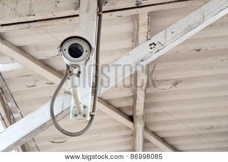Security Camera Or Cctv