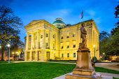 pic of capitol building  - Raleigh - JPG