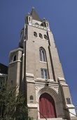 Historic Methodist Church poster