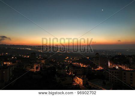 Bethlehem, Nightview