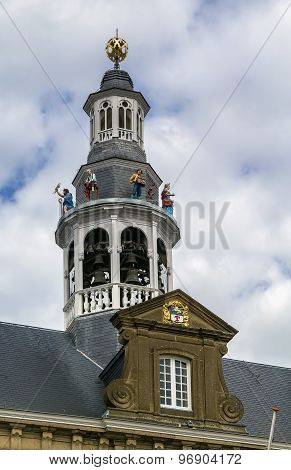 Roermond City Hall, Netherlands