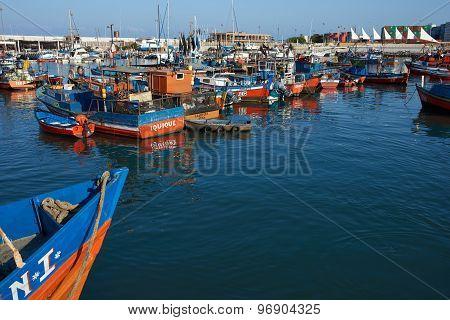 Iquique Harbour