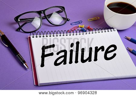 Failure Word