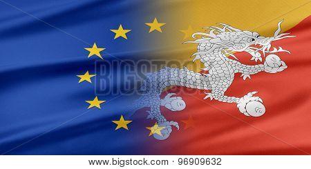 European Union and Bhutan.