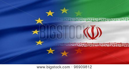 European Union and Iran.
