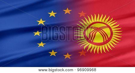 European Union and Kyrgyzstan.