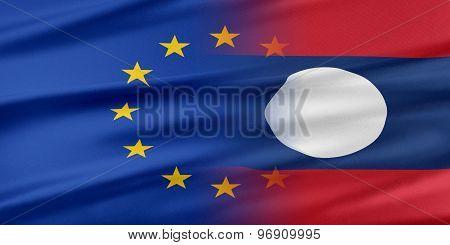 European Union and Laos.