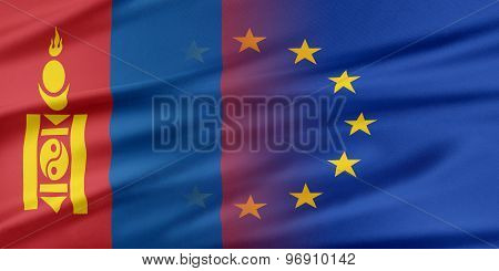 European Union and Mongolia.