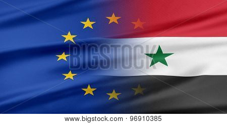 European Union and Syria.