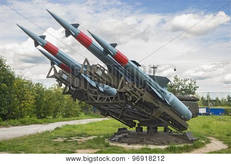 Soviet Anti-aircraft Missile Complex