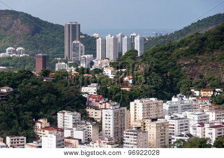 Urban Areas of Rio de Janeiro