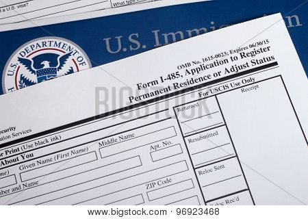 Us Homeland Security Form