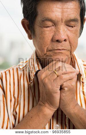 Elderly Prayer