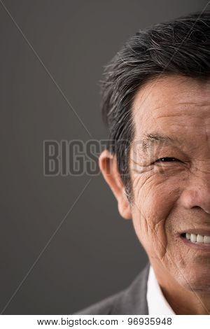 Senior Vietnamese Man