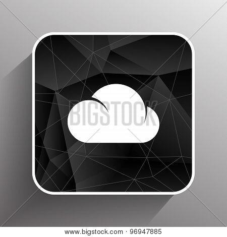 cloud icon sharing network bin lock forward key server